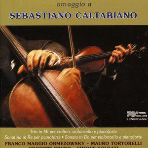Piano Sonata in D /  Sta for Cello & Piano