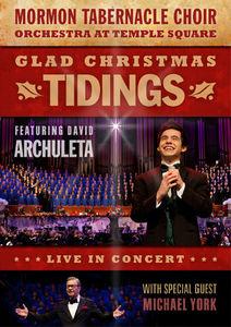 Glad Christmas Tidings With David Archuleta and Michael York
