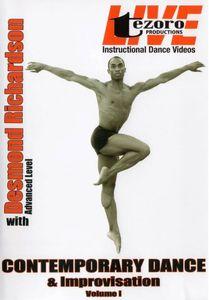 Live at the Broadway Dance Center: Contemporary Dance & Improvisation,Vol. 1