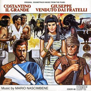 Costantino Il Grande (Constantine and the Cross) (Original Soundtrack) [Import]