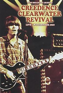 Creedence Clearwater Revival: Live/ Woodstock 1969 [Import]