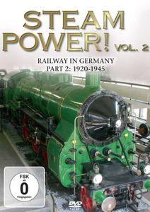 Steam Power 2 Railway in Germany 1919-1939