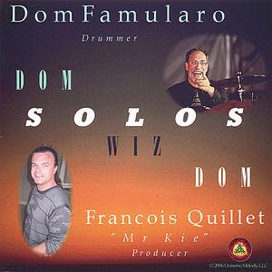 Drums Solos /  Dom Wiz Dom
