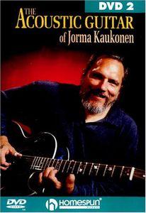 The Acoustic Guitar of Jorma Kaukonen: Volume 2