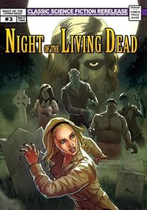Night of the Living Dead (Comic Book Collector's Edition)