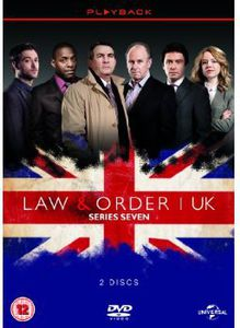 Law & Order UK-Series 7 [Import]