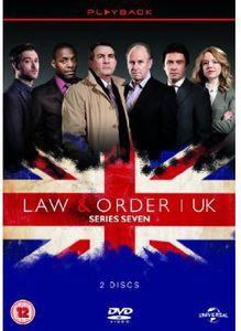 Law & Order UK-Series 7 [Import]