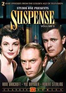 Studio One Presents Suspense Volume 2