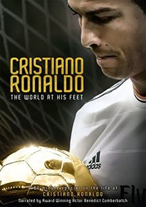 Cristiano Ronaldo-The World at His Feet [Import]