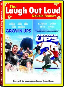Grown Ups (2010) /  Grown Ups 2