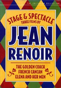 Stage and Spectacle: Three Films by Jean Renoir (Criterion Collection)