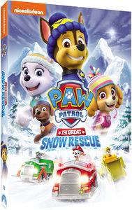 Paw Patrol: The Great Snow Rescue