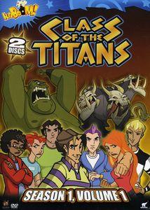 Class of the Titans: Season 1 Volume 1
