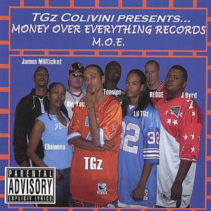 Money Over Everything Records M.O.E.