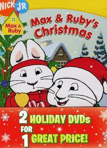 Max & Ruby's Christmas & Merry Bunny Christmas
