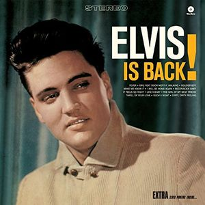 Elvis Is Back [Import]