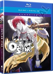 Outlaw Star: The Complete Series - Classic