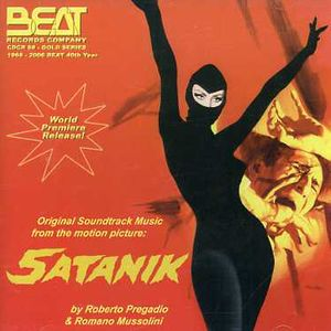 Satanik (Original Soundtrack) [Import]