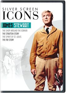 Silver Screen Icons: James Stewart