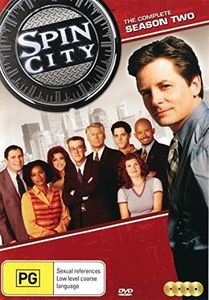 Spin City-Season 2 [Import]