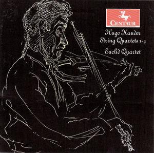 String Quartets 1-4