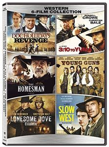 Westerns: 6-Film Collection