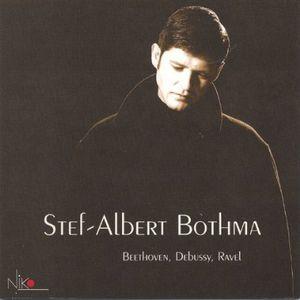 Stef-Albert Botma Beethoven Debussy Ravel