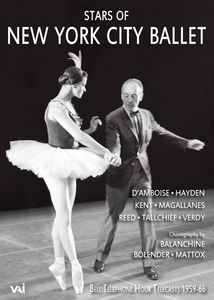 Stars of the New York City Ballet: Bell Telephone Hour Telecasts (1959-1966)
