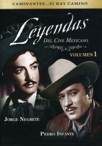 Leyendas Del Cine Mexicano 1