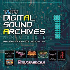 Taito Digital Sound Archives Vol 1 (Original Soundtrack) [Import]