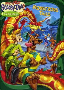 What's New Scooby-Doo?: Volume 10: Monstrous Tails