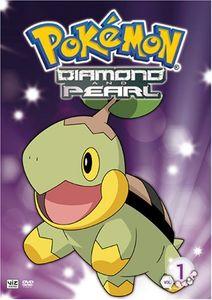 Pokémon: Diamond and Pearl: Volume 1