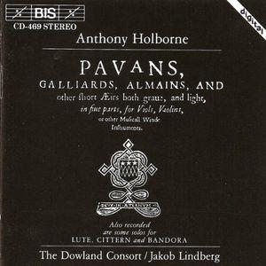 Pavans /  Galliards /  Almains