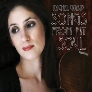 Songs from My Soul: An Album of Judaica
