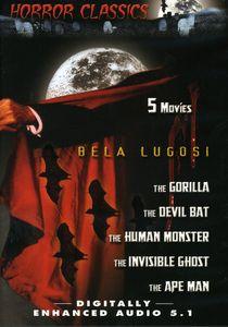 Great Horror Classics: Volume 1