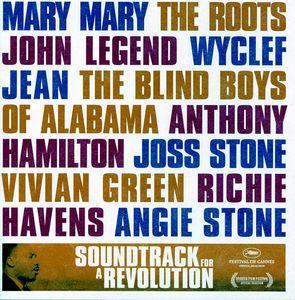 Soundtrack for a Revolution (Original Soundtrack)