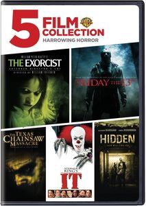 5 Film Collection: Harrowing Horror