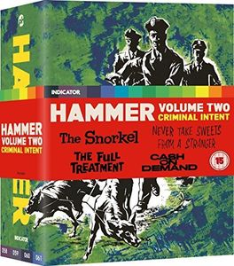 Hammer: Volume Two: Criminal Intent [Import]