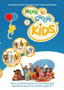 Move N Groove Kids: Volume 1
