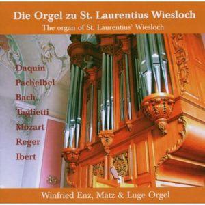 Organ of St Laurentius Wiesloch