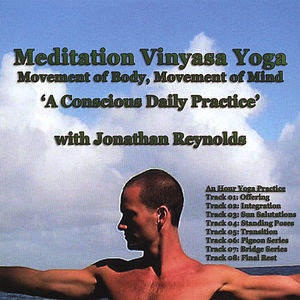 Meditation Vinyasa Yoga: Movement of Body Movement