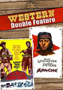 The Hills Run Red /  Apache (Western Double Feature)
