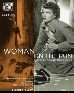 Woman on the Run; Blu-ray /  DVD Dual Edition