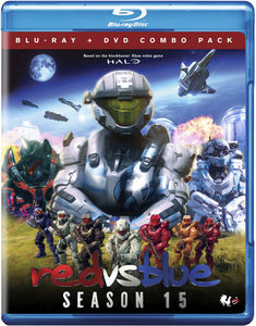 Red vs Blue: Season 15