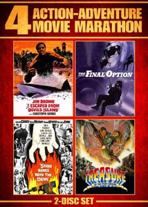 4 Movie Marathon: Action-Adventure