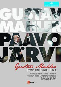 Symphonies, Nos. 3 & 4