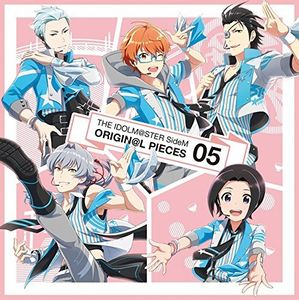 Idolm@Ster Sidem Origin@L Pieces 05 (Original Soundtrack) [Import]