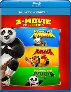 Kung Fu Panda: 3-Movie Collection