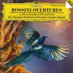 Overtures /  Barber of Seville /  William Tell