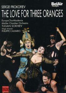Love for Three Oranges